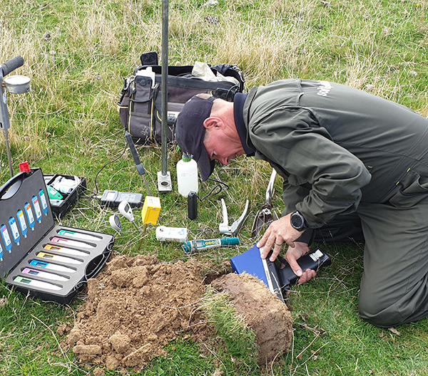 Soil analysis & diagnostic services by iFert soil & fertiliser consultants