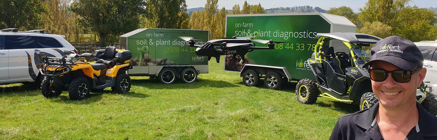 Best Fertiliser For the Soil, Best For your Budget. Smart Fertiliser programmes